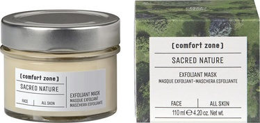 Comfort Zone Sacred Nature Exfoliant Mask 110ml