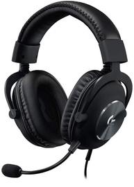 Наушники Logitech Pro X, черный (поврежденная упаковка)