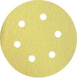 Шлифовальный диск Industry, P400, 150 мм, 1 шт.