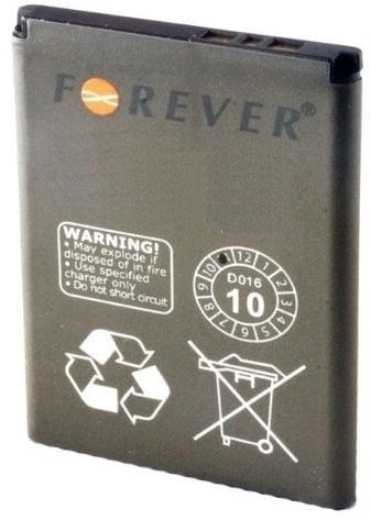 Батарейка Forever, Li-ion, 1250 мАч