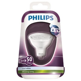 Spuldze Philips LED, 8W, ar reflektoru