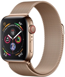 25c1f7ac086 Apple Watch Series 4 40mm GPS+LTE Stainless Steel Gold