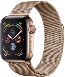 Apple Watch Series 4 40mm GPS+LTE Stainless Steel Gold
