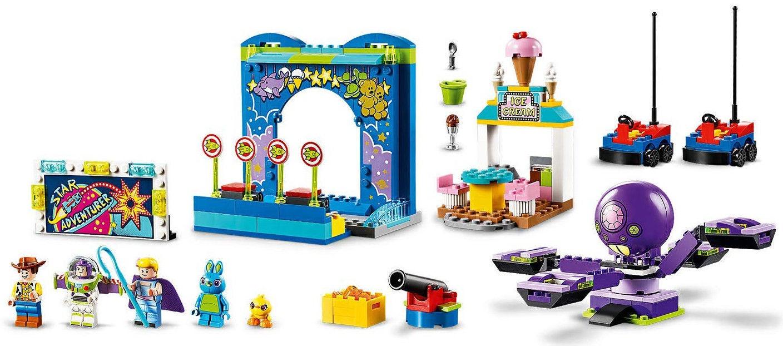 LEGO Toy Story 4 Buzz & Woody's Carnival Mania 10770 - Krauta.ee