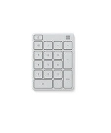 Аксессуары Microsoft Keyboard MS NUMBER PAD Glacier