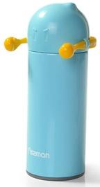 Fissman Boxing Vacuum Bottle 300ml Light Blue