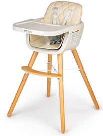 EcoToys Seat Chair 2in1 Beige