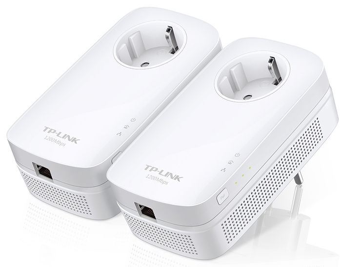 TP-Link TL-PA8010P Powerline Adapter Starter Kit