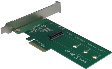 Inter-Tech M.2 To PCIE Adapter IT-KT016