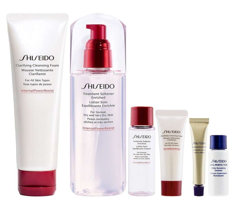 Shiseido Defend Skincare Deep Cleansing Foam 125ml
