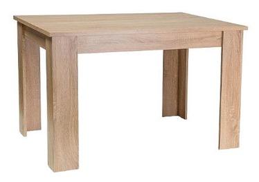 Обеденный стол Signal Meble Avis Sonoma Oak, 1200x800x750 мм