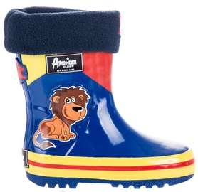 American Club Children Rubber Boots 50563 Blue 26