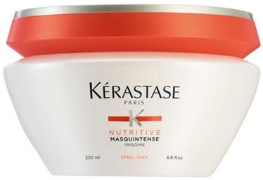 Kaukė plaukams Kerastase Nutritive Masquintense Irisome Thick, 200 ml