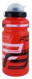 Велосипедная фляжка Force 500ml Red & Black