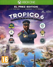 Игра Xbox One Tropico 6 El Prez Edition Xbox One