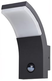 Gaismeklis Vagner SDH 18503 SMD LED, 7W, tumši pelēks/melns