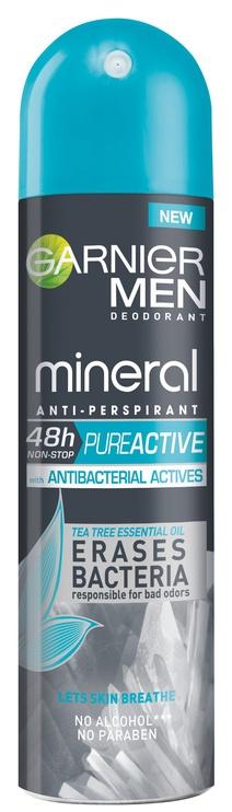 Garnier Minerals Pure Active Deo Spray 150ml