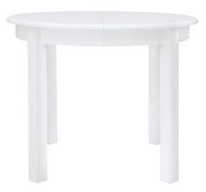 Black Red White Rolesław II Table White