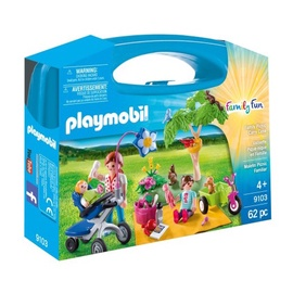 Playmobil Family Fun Family Picnic Carry Case 9103