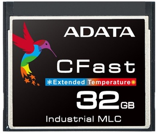 A-Data 32GB CFast Card Normal Temp MLC