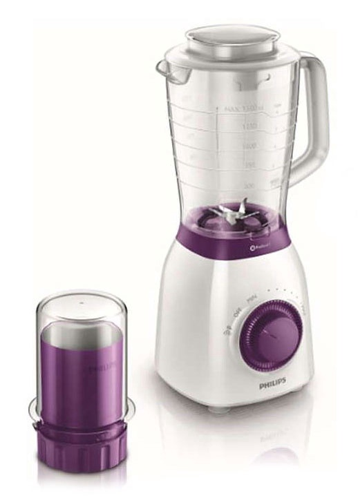 Blender Philips Viva Collection HR2163/00, 600W
