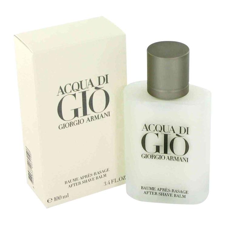 Pēcskūšanās balzams Giorgio Armani Acqua di Gio, 100 ml