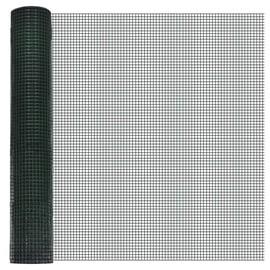 Suvirintas žalias tinklas 1.1 x 19 x 19 x 500 mm, 25m