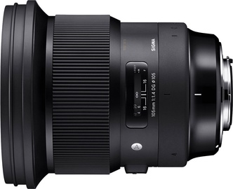 Sigma 105mm F1.4 DG HSM Art For Nikon