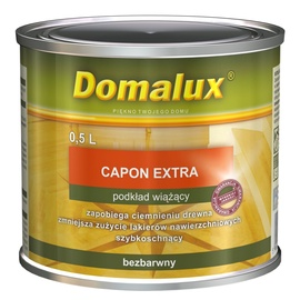 Gruntinis lakas Domalux Capon Extra, matinis, 0.5 l