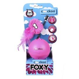 Игрушка для кота Coockoo Foxy, розовый