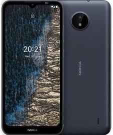 Мобильный телефон Nokia C20, черный, 2GB/256GB