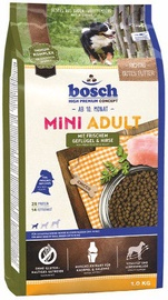 Bosch PetFood Mini Adult Poultry & Millet 3kg