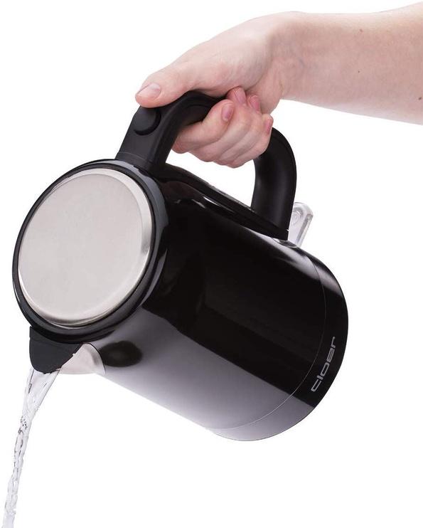 Электрический чайник Cloer 4520, 1.7 л