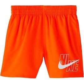 Peldbikses Nike Logo Solid Lap Junior NESSA771 822 Orange XL
