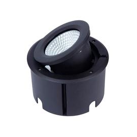 Lutec Artic 7013S 12W Black LED Light