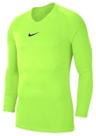 Nike Men's Shirt M Dry Park First Layer JSY LS AV2609 702 Green XL