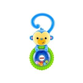 """Barškutis kūdikiams """"Beždžionėlė"""" Fisher Price CGR93, 0+ mėn."""
