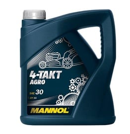 Mannol 4-Takt Plus Oil Semi-synthetic Agro 4l SAEE30