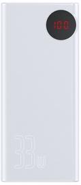 Baseus Mulight Quick Charge Power Bank 30000mAh White