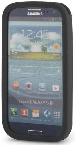 9068be9449f Mocco 3D Owl Back Case For Samsung Galaxy A3 A310 Black - Krauta.ee