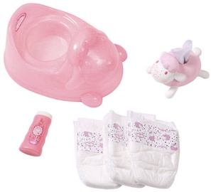 Zapf Creation Baby Annabell Potty Training Set 700310