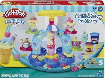 Hasbro PlayDoh Swirl & Scoop Ice Cream B0306