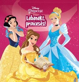 Knyga labanakt princesės