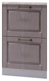 MN Garda SK2 800 Kitchen Bottom Cabinet Patina
