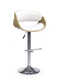 Baro kėdė H43, balta