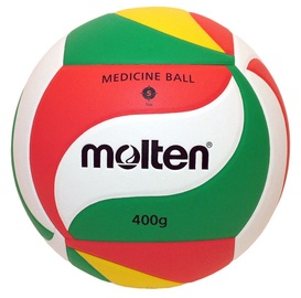 Molten Volleyball Training Ball V5M9000-M White/Red/Green