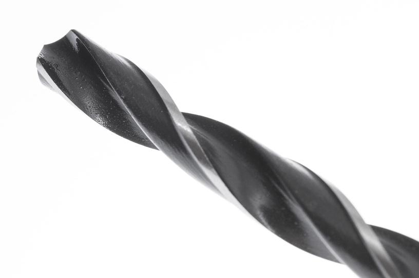 Urbis metālam Forte Tools Premium DIN 338, 9x125mm
