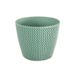 Prosperplast Indoor Plant Pot 18.7x15.8cm Green