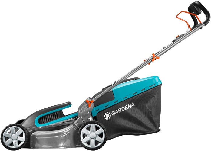 Аккумуляторная газонокосилка Gardena PowerMax Li40/41