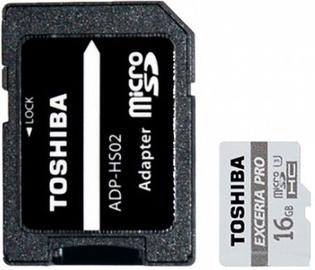 Toshiba Exceria Pro M401 32GB microSDHC UHS-I Class 10 + SD Adapter